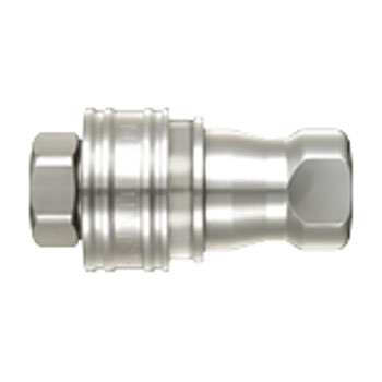 Sp Coupler Typea Socket, Made From Stainless Steel, And Fluoride Rubber Seal