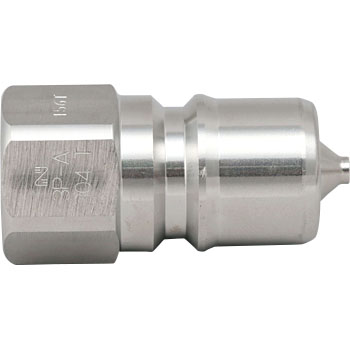 Sp Coupler Typea Plug, Product Made From Stainless Steel, And A Nitril Rubber Seal