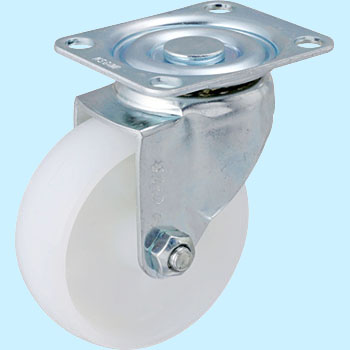 STC Swivel Caster, Nylon Wheel