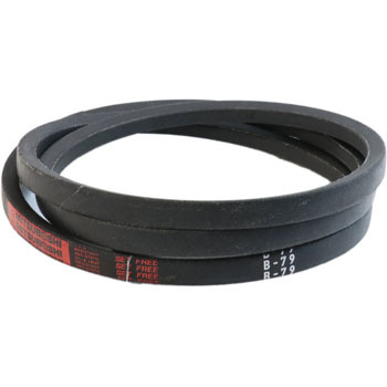 V-Belt B Type, Red