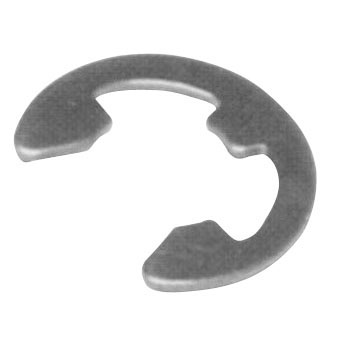 Snap-Ring E Type Retaining Ring, Steel for Springs, E-clip