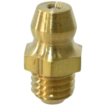 Grease Nipple A Type, Brass