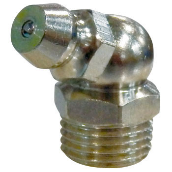 Grease Nipple B Type, With Brass Plating