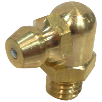 Grease Nipple C Type, Brass