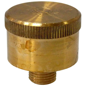 Grease Cup, Made of Brass