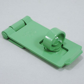 Green Door Latch