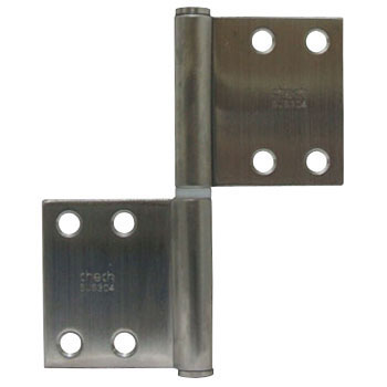 Stainless steel flag hinge