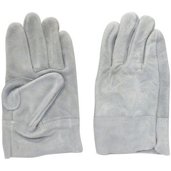 Cow Split Leather Gloves, Inner Seam