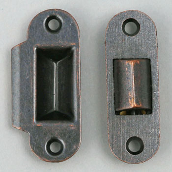 Latch Tongue and Plate
