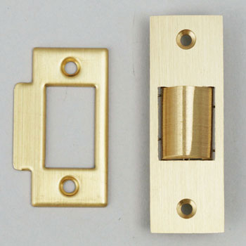 Latch and Strike Plate