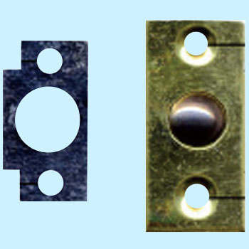 Latch Bolt Plates