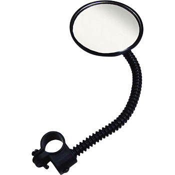 Flexible Rearview Mirror