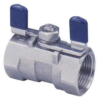 Reduced Bore Ball Valve Sus316, Butterfly Handle