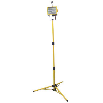 Tripod Halogen Floodlight