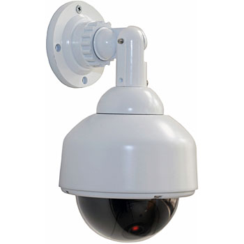 Dummy speed dome camera