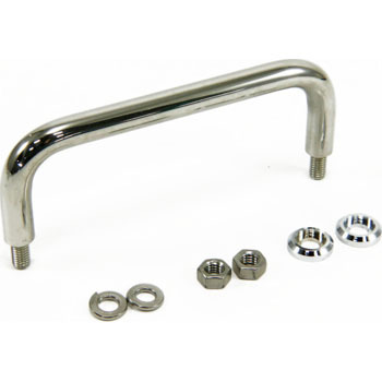 Stainless Panel Handle