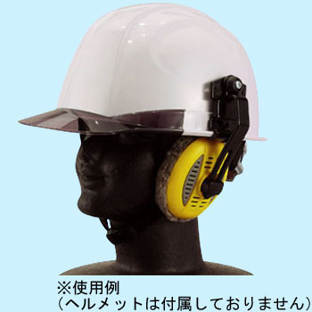 Warm Ear Cups, for Helmets