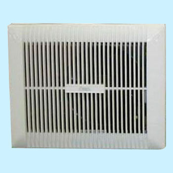 electric air vent for bathroom