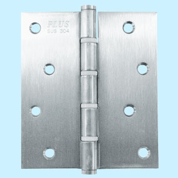 Stainless Steel Hinge with Nylon Ring