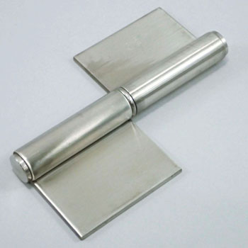Stainless Steel Hinge-Flag Style, Without Holes