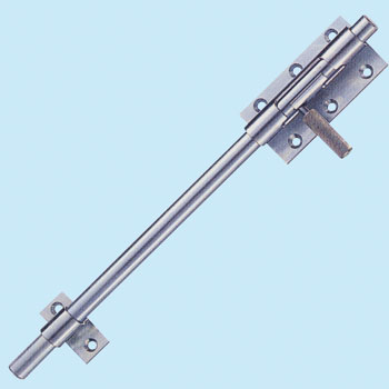 Uni Chromate Slide Bolt