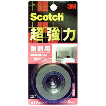 Scotch Powerful Both Sides Tape For Heat Resistance