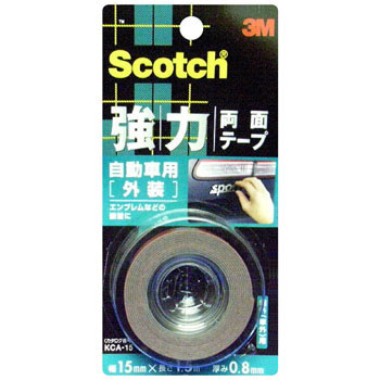 For Scotch Strong DoubleSided Tape Automotive Exterior ThreeM