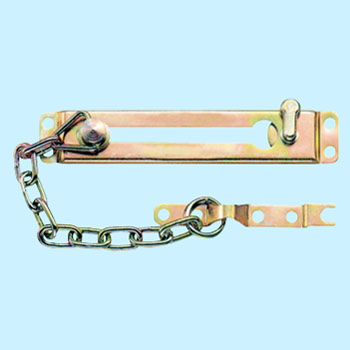 Chromate Door Chain