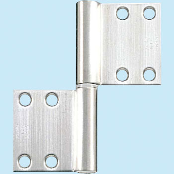 Noiseless Flag hinge (with surface type)