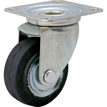Swivel Rubber Wheels, B