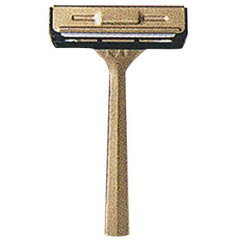 Razor T Type Gold Stainless