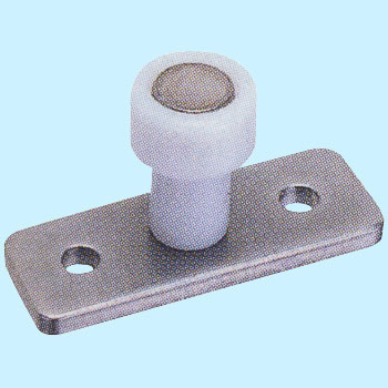 Slide Door Lower Guide Rail Parts, Resin, SD SYSTEM