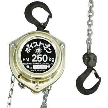 Compact, Lightweight Chain Block Man Hoist