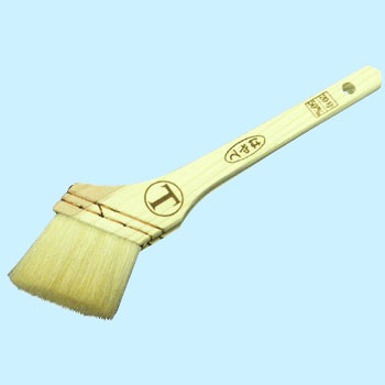 Brush for Synthetic Resin Coating 'Hayate'