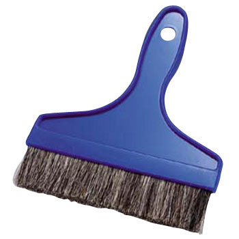 Plastic Paste Brush Black