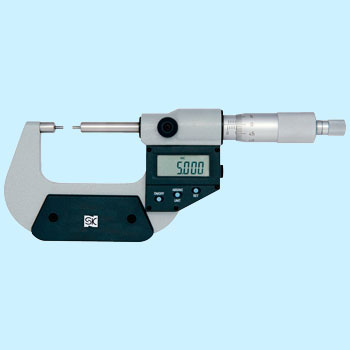 Digital splinemicrometer