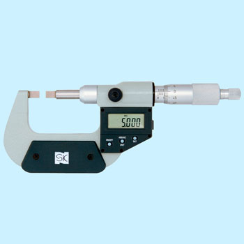 Digital Linear blade micrometer