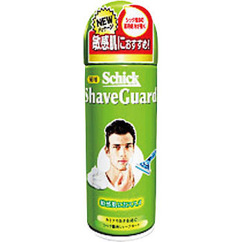 Shaver, Medicated Shave Guard Fresh Lime 200G