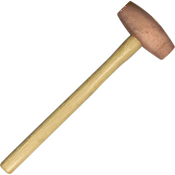 Copper Hammer (round type)