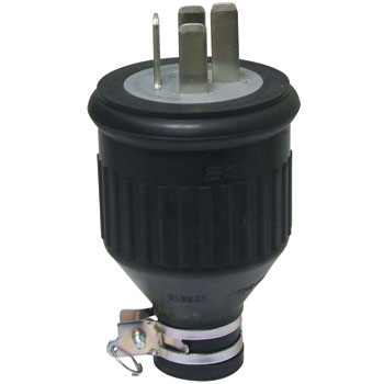 Water Proof Rubber Cap Grounding 3P