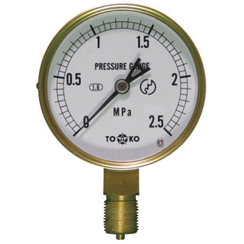 General Pressure Gauge A Type phi100