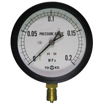 Common Pressure Gauge A Type Phi 100, Simple Drip-Proof Type