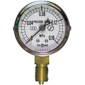 Common pressure gauge A type Φ 50