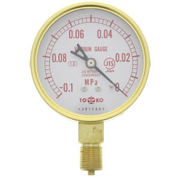 General Vacuum Gauge A Φ75