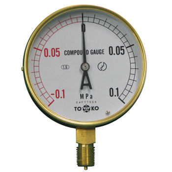 General Compound Gauge A type phi100