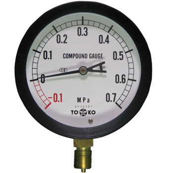 Common Compound-Gauge A Type Φ 75, Rainproof Type