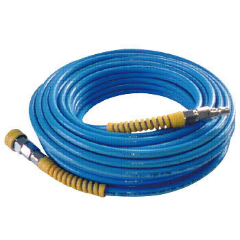 Hit hose Blue with coupler
