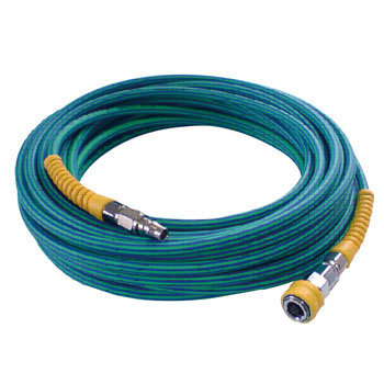 Hit Run Hose Blue Coupler