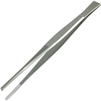 Hospital tweezers surgery (K-17) (folding / nothing)