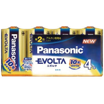 Panasonic Dry Cell Battery, EVOLTA